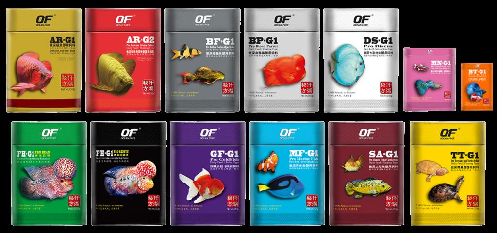 Fish Food G1
