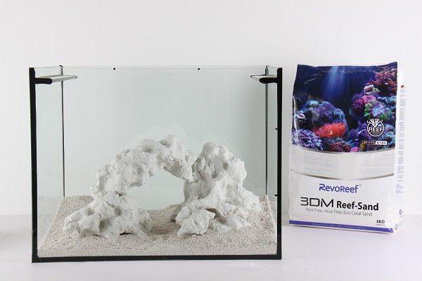 RevoReef 3DM Reef-Sand setup