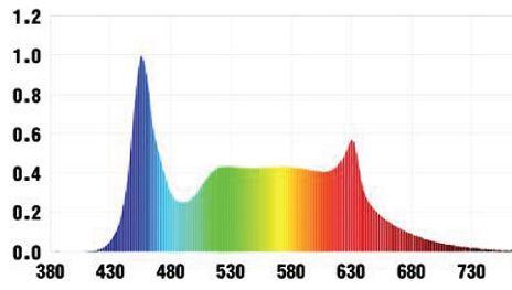 Spectra Planted Spectrum